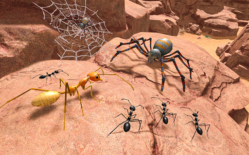 Ant Insect Games - Queen Fire Ant Simulator  screenshots 1