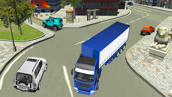 offroad cargo truck driving game 3d hack