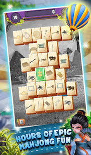Mahjong World Tour – City Adventures