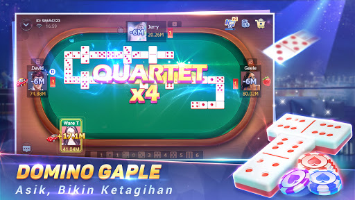 MVP Domino QiuQiuu2014KiuKiu 99 Gaple Slot game online screenshots 3