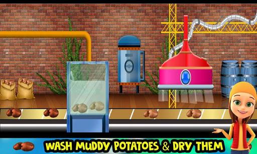 Potato Chips Snack Factory: Fries Maker Simulator 1.1.3 screenshots 8