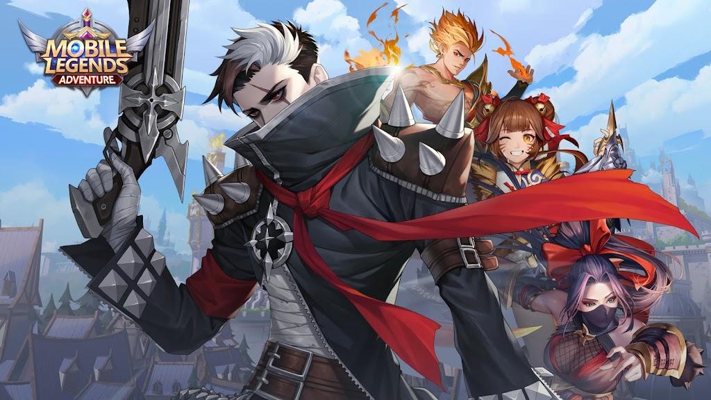 Mobile Legends: Adventure  poster 0