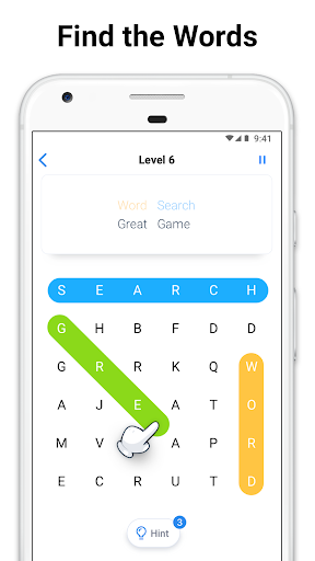 Word Search - Free Crossword and Puzzle Game 1.16.0 screenshots 1