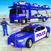 Grand Police Cargo Transporter Truck