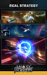 Galaxy Reavers - Starships RTS 1.2.22 Screenshots 20