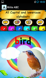 Write ABC - Learn Alphabets Games for Kids