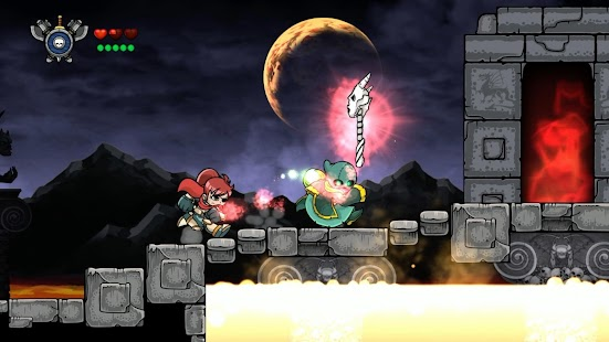 Magic Rampage Screenshot