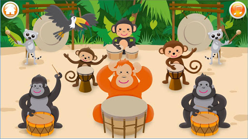 Baby musical instruments apkpoly screenshots 6