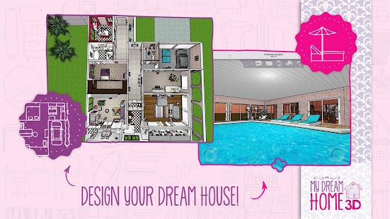 Home Design 3D: My Dream Home Screenshot
