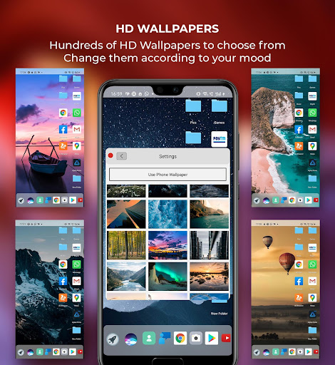 oS X 14 Launcher Free