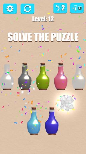 Water Sort: Liquid Puzzle 3D apklade screenshots 1