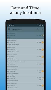 World Clock - TimeZone Converter Widget 1.17.3