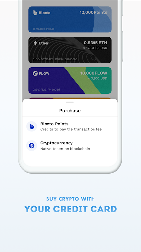 Screenshot for Blocto - Dapp Browser and Crypto Wallet App in United States Play Store