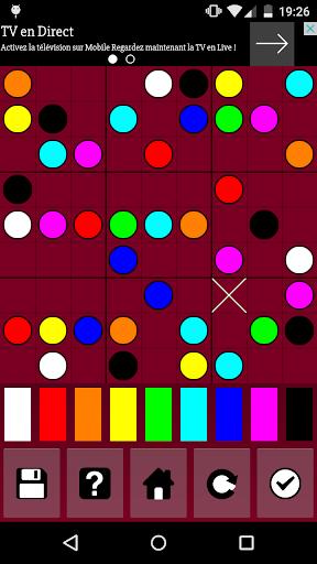 sudokolor screenshot 1