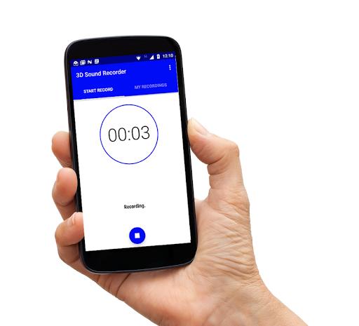 NFC Recording (One Tap) screenshots 1