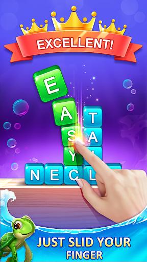 Word Games Ocean: Find Hidden Words  screenshots 2