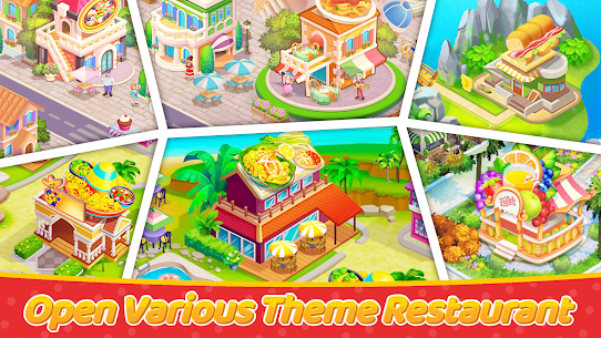 Craze Cooking Tale: Fast Restaurant Cooking Games (MOD, Unlimited Money) 3