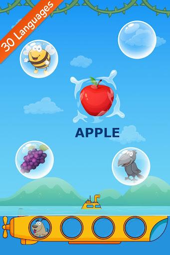 Bubbles game - Baby games 3.1.3 screenshots 2