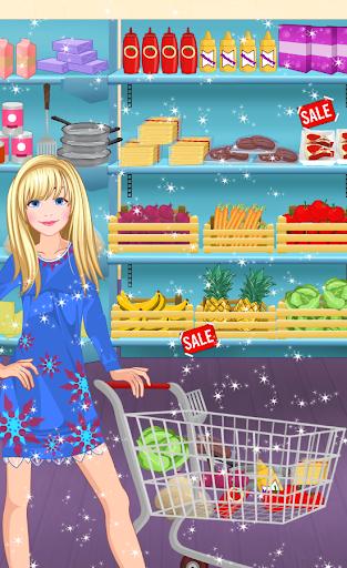 burger maker - girl cooking screenshot 2