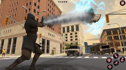 wind magical rope hero  screenshots 2