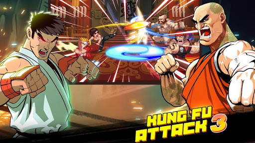 Karate King vs Kung Fu Master - Kung Fu Attack 3 1.4.2.1 screenshots 6