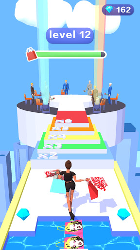 Shopaholic Go - 3D Shopping Lover Rush Run Games apktram screenshots 5