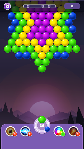 Bubble Shooter Rainbow - Shoot & Pop Puzzle 2.12 screenshots 1