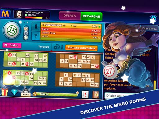 MundiGames - Slots, Bingo, Poker, Blackjack & more 1.8.20 screenshots 12