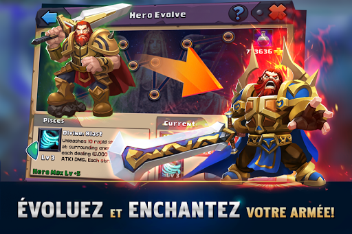 Clash of Lords 2: Clash Divin screenshots 3