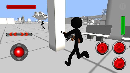 Stickman Gun Shooter 3D MOD Apk 1.1 (Unlocked) 1