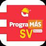 PrograMÁS El Salvador app apk icon