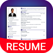 Resume Builder App Free CV maker CV templates 2020