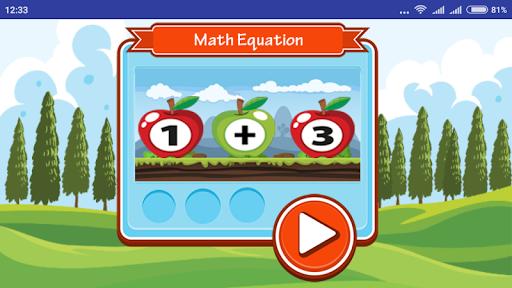 math kids -add, subtract, multiplication,division screenshot 2