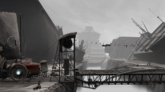 FAR: Lone Sails Screenshot
