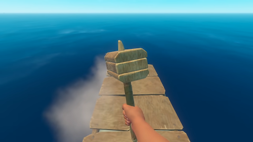Advice: Raft Survival - Raft Craft 4.0 screenshots 1