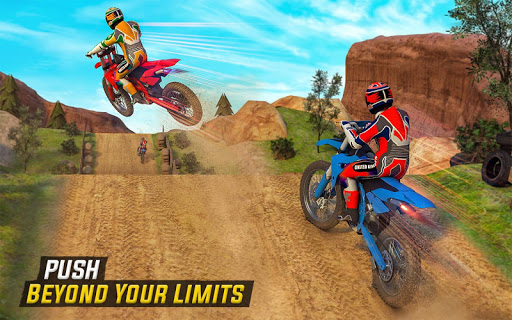 Xtreme Dirt Bike Racing Off-road Motorcycle Games  screenshots 10