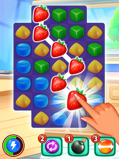 Gummy Paradise - Free Match 3 Puzzle Game 1.5.4 screenshots 7