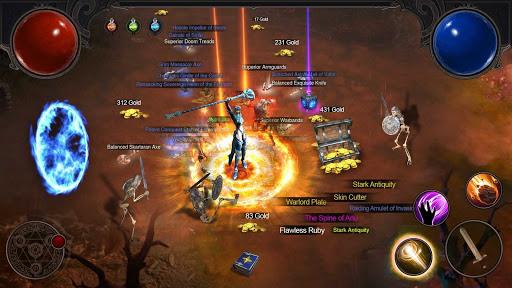Path of Evil: Immortal Hunter  screenshots 3