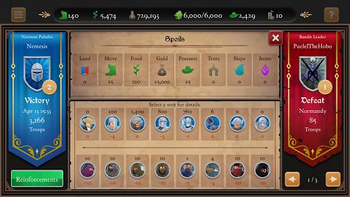 Conquest!  screenshots 6