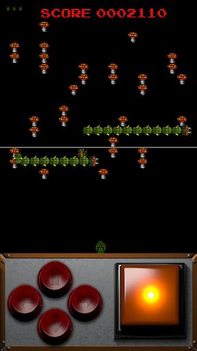 Retro Centipede screenshots 6