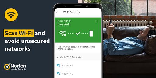 Norton Mobile Security - Antivirus & Anti-Malware 4.8.0.4550 screenshots 1