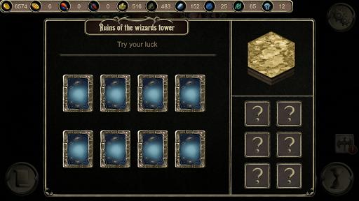 Grim wanderings 2: Strategic turn-based rpg 1.47 screenshots 7