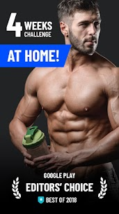 Home Workout – No Equipment 1