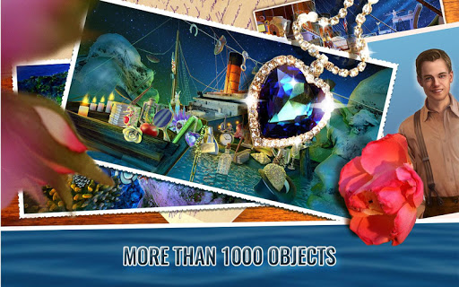 Titanic Hidden Object Game u2013 Detective Story  screenshots 3