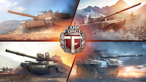 Tank Force: Free Games About Tanki Online PvP Apkfinish screenshots 16