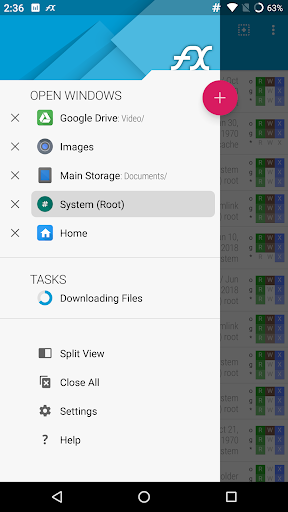 FX File Explorer: the file manager with privacy 8.0.1.0 Screenshots 3