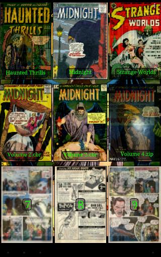Challenger Comics Viewer 3.00.19.arm64-v8a Screenshots 14