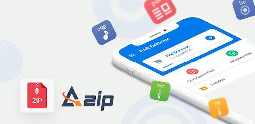 AZIP Master - Nén Tập Tin, Giải Nén File ZIP RAR Mod By ChiaSeAPK.Com
