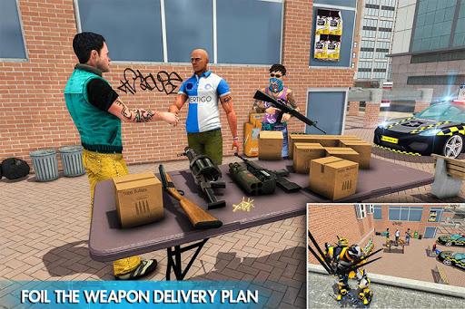 Helicopter Robot Transform War u2013 Air robot games  screenshots 5