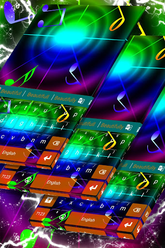 Keyboard With Sound Effects 1.275.1.106 Screenshots 1